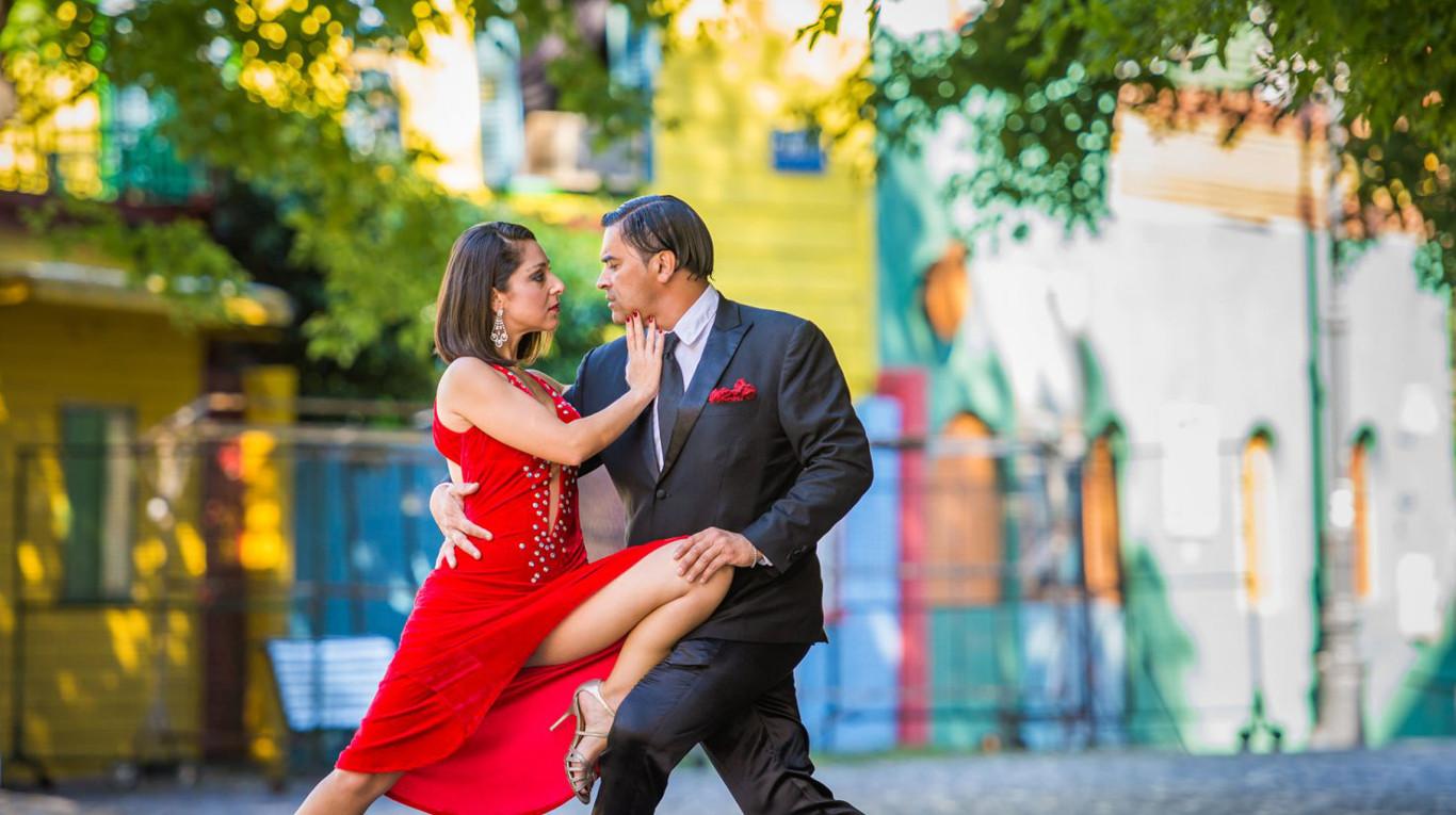 Hotel Tritone – Buenos Aires Tango