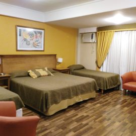 Hotel Tritone - Quadruple Room